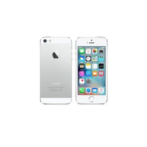 SMARTPHONE Apple iPhone 5S 16 Go U Argent