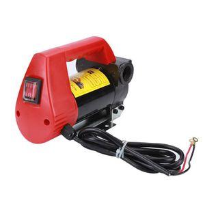 POMPE À GRAISSE 12V Diesel Pompe de Transfert 40L/Min 175W Auto-Am