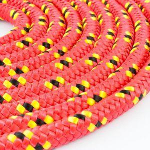 100m vert corde polypropylene poly cordage 12mm plusieurs tailles et couleurs