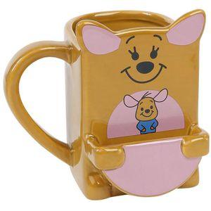 CAFETIÈRE - THÉIÈRE Winnie l'Ourson Petit Gourou Mug
