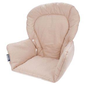 Haute Coussin Achat Beige chaise Réversible de CANDIDE ul35cKF1TJ