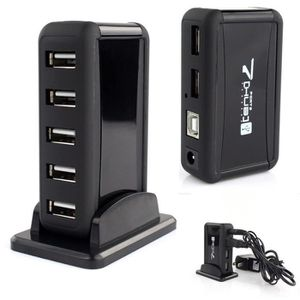 hub usb alimente prix pas cher cdiscount. Black Bedroom Furniture Sets. Home Design Ideas