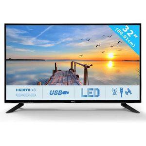 Téléviseur LED HKC 32C9A 80 cm (31.5 Pouces) LED téléviseur (HD R