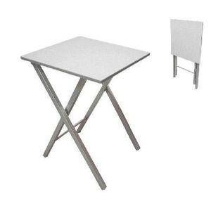 TABLE DE CUISINE  Table pliante, 48 cm, gris