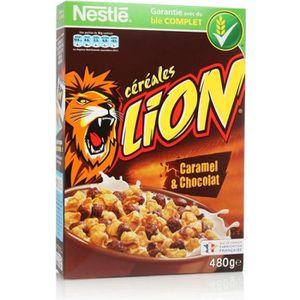 MUESLI FLOCON Nestlé Lion Céréales 480g