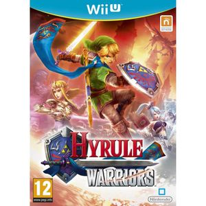 JEUX WII U Hyrule Warriors (Nintendo Wii U) [UK IMPORT]