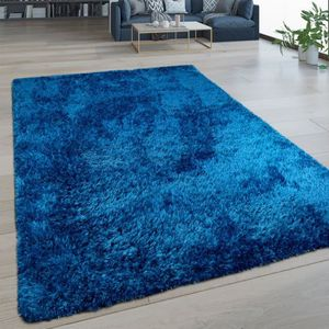 Paco Home Tapis Shaggy Achat Vente Pas Cher