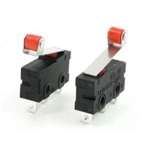 inverseurs Interrupteur Omron Electronic Components-VAQ-0V-15-1C5 Bouton-poussoir