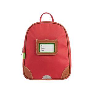 SAC À DOS Tann's - Petit sac à dos rouge maternelle Madrid (