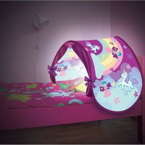 TENTE DE LIT TENTE POP UP POUR LIT ENFANT -   FAIRY DREAM ROSE
