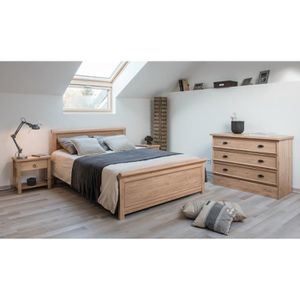 lit en fer une place achat vente lit en fer une place pas cher cdiscount. Black Bedroom Furniture Sets. Home Design Ideas