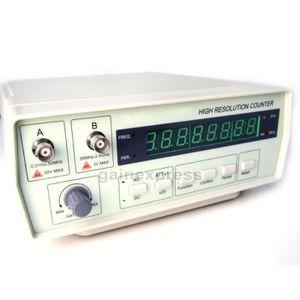 À faire soi-même DEL Digital 1Hz-50MHz Cristal Oscillateur Frequency Counter Meter Test Kit