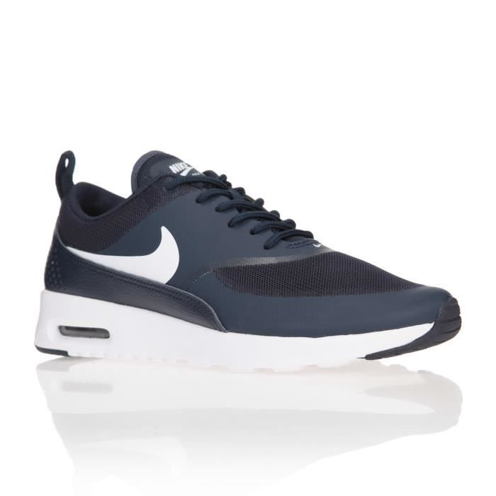 check out 1f199 e0552 BASKET NIKE Baskets WMNS Air Max Thea Chaussures Femme