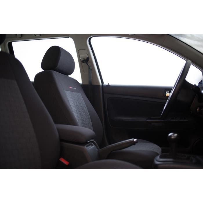 Housse De Siège Voiture Auto convient pour Chevrolet Trax gris Elegance P1