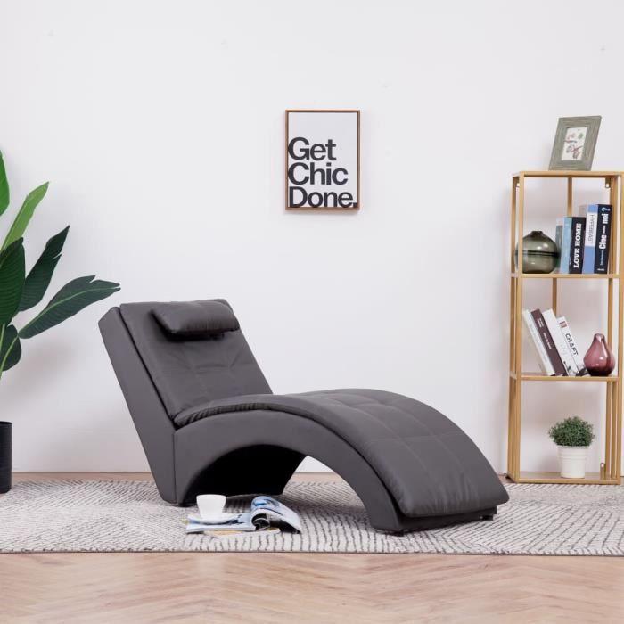 ♕4039Nouveau- Fauteuil de Relaxation Fauteuil de massage Relax Massant 145 x 54 x 72 cm- Chaise longue de massage - Chaise longue r