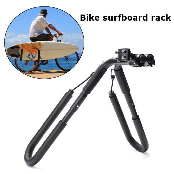 Bicyclette Vélo Porte Support Planche de Surf Wakeboard Planches à Roulettes Pr24409