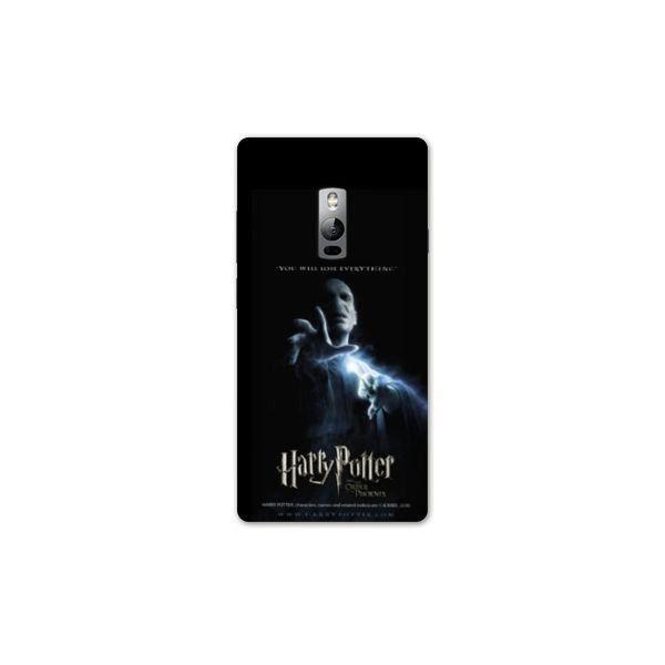 Coque OnePlus 2 WB License harry potter C - - phoenix voldemor N