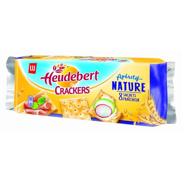 Pain crackers 250 g Heudebert