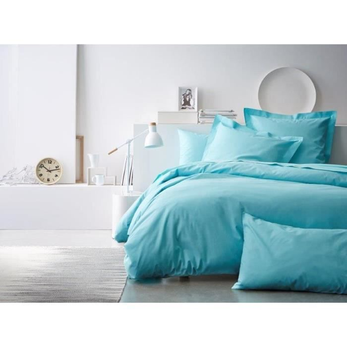 TODAY Housse de couette 100% Coton 220x240cm PORTOFINO BLUE