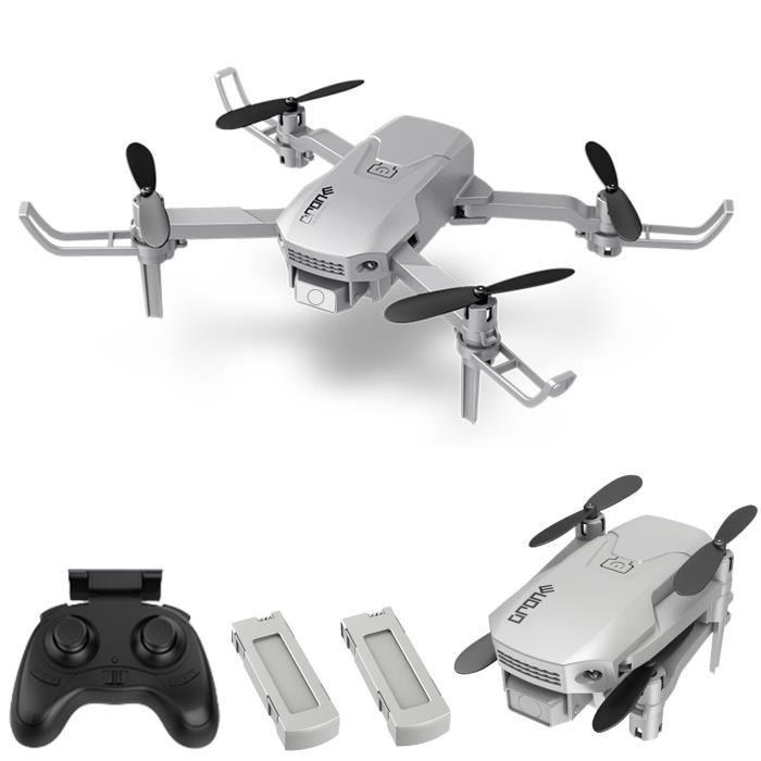 H1 RC Drone Mini Drone pour enfants quadrirotor pliable avec fonction Auto Hover Mode sans tête Rotation 360 ° Un atterrissag-119
