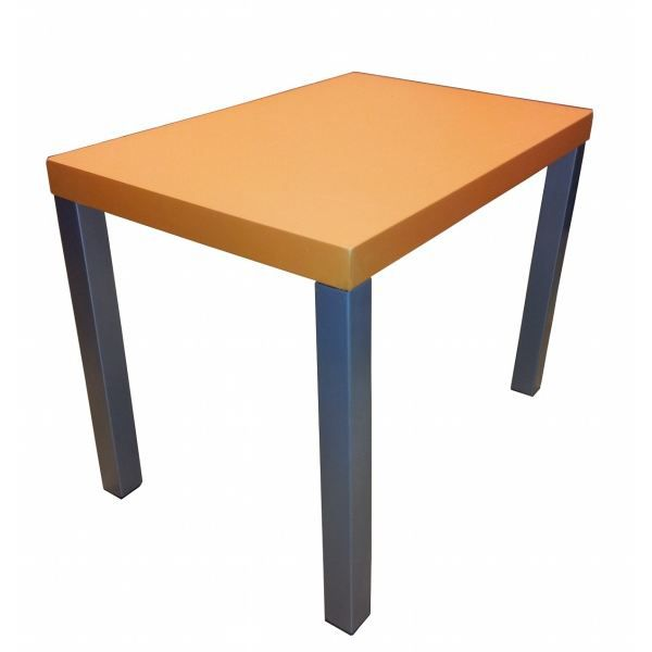 Table basse orange achat vente table basse table basse for Table basse orange