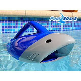 Robot piscine de surface pool shark pour piscine achat for Robot piscine sur batterie