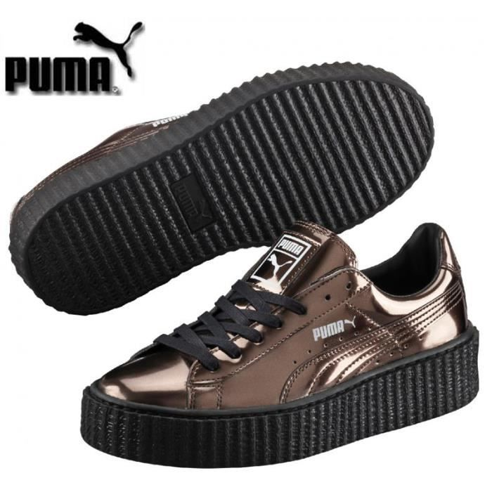 baskets puma platform black 362339 03 femme noir noir achat vente basket cdiscount. Black Bedroom Furniture Sets. Home Design Ideas