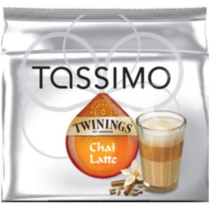 tassimo twinning chai latte 8t achat vente infusion tassimo twinning chai latte cdiscount. Black Bedroom Furniture Sets. Home Design Ideas
