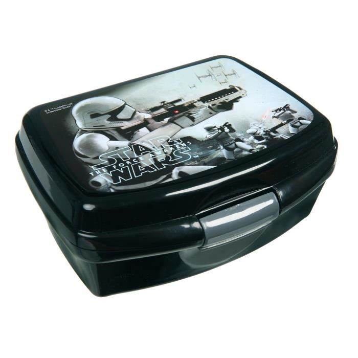 Promobo Boite /à Go/ûter Lunch Box Enfant Licence Star Wars