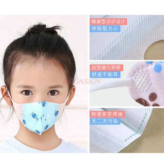 masque protection enfant jetable