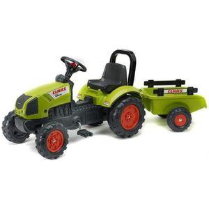 TRACTEUR - CHANTIER FALK  - 2040A -Falquet -Tracteur à Pédales Claas A