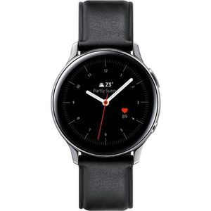 MONTRE CONNECTÉE Samsung Galaxy Watch Active 2 40mm Acier 4G, Argen
