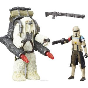 FIGURINE - PERSONNAGE STAR WARS Rogue One - SCARIF STORMTROOPER & SQUAD