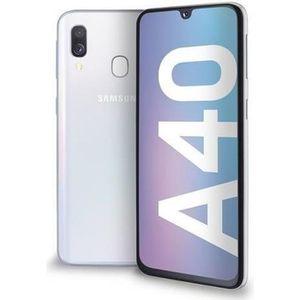 SMARTPHONE Samsung Galaxy A40 64 go Blanc - Double sim