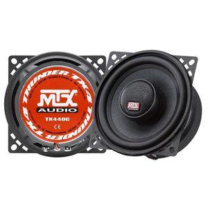 HAUT PARLEUR VOITURE MTX Haut-parleurs coaxiaux 2 voies TX440C - 10 cm