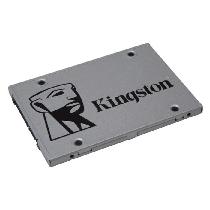 DISQUE DUR SSD Kingston SUV400S37 240Go 2,5    SUV400S37/240G