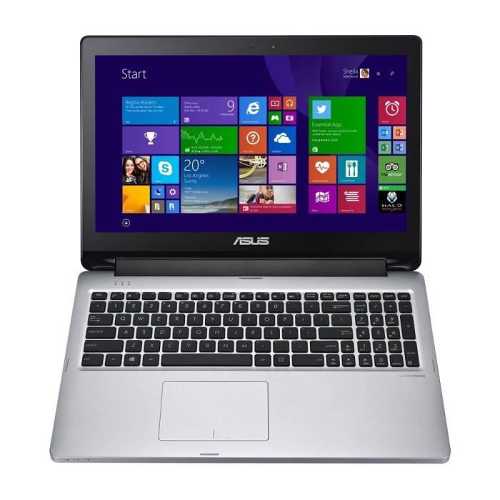 asus pc portable tactile tp550la cj040h achat vente ordinateur portable asus tp550la cj040h. Black Bedroom Furniture Sets. Home Design Ideas