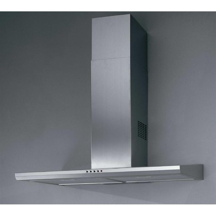 Hudson hhd240i hotte decorative 90cm inox hotte - Hotte decorative 90cm ...
