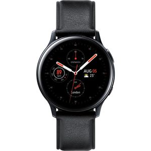 MONTRE CONNECTÉE Samsung Galaxy Watch Active 2 40mm Acier 4G, Noir