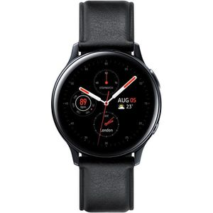 MONTRE CONNECTÉE Samsung Galaxy Watch Active 2 40mm Acier, Noir Dia