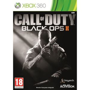 JEUX XBOX 360 Call Of Duty Black Ops 2 Jeu XBOX 360
