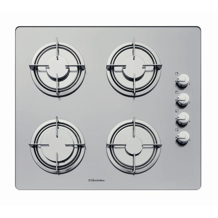 Table cuisson gaz induction four et table de cuisson sur - Table de cuisson gaz inox ...
