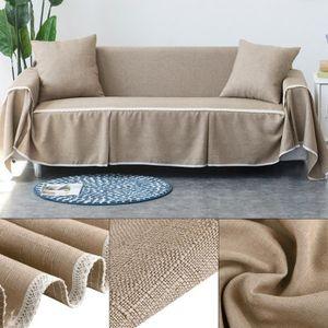 HOUSSE DE FAUTEUIL Housse de fauteuil Canapé Décor Salon Antipoussièr