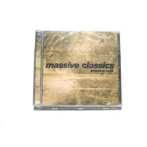 CD TECHNO - ELECTRO Massive classics vo
