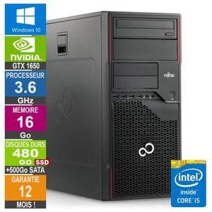 UNITÉ CENTRALE  PC Gamer LPG-P710 Core i5-3470 3.60GHz 16Go/480Go