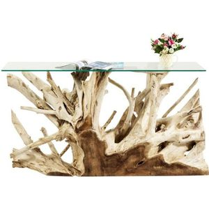 CONSOLE Console Roots 150x75cm Kare Design