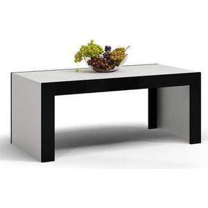 TABLE BASSE Table basse pour moderne salon 60x120x50 Deko D1 B