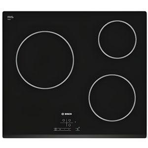 PLAQUE VITROCÉRAMIQUE  Table de cuisson vitro BOSCH PKM631B17E
