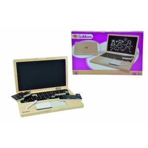 Eichhorn 14 pi/èces Ordinateur portable en Bois avec puzzle 100002575