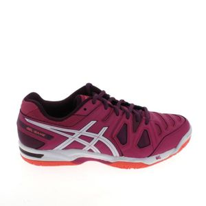 BASKET Tennis - Multisports ASICS Gel Game 5 Rose Blanc